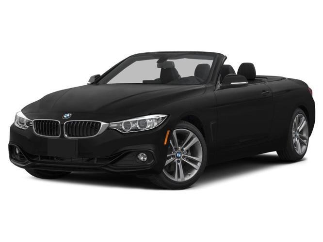 2014 BMW 4 Series 435i 435i 2dr Convertible