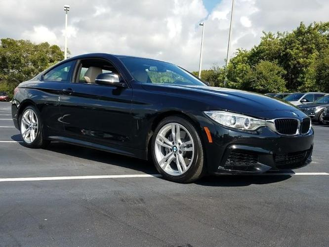2014 bmw 4 series 435i 435i 2dr coupe for sale in fort pierce florida classified. Black Bedroom Furniture Sets. Home Design Ideas