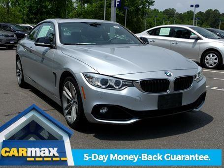2014 bmw 4 series 435i xdrive awd 435i xdrive 2dr coupe for sale in raleigh north carolina. Black Bedroom Furniture Sets. Home Design Ideas