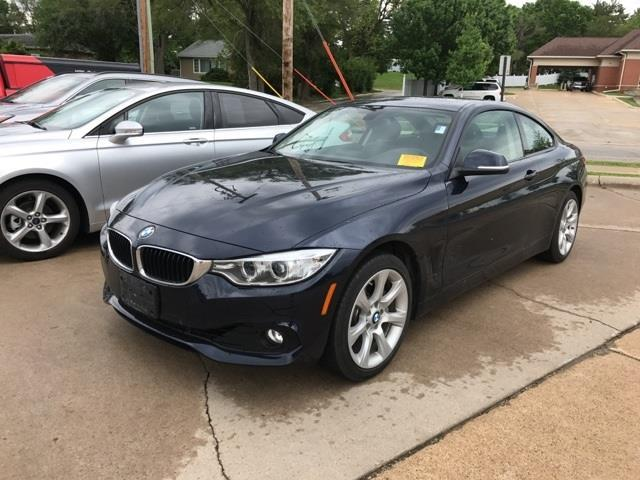 2014 bmw 4 series 435i xdrive awd 435i xdrive 2dr coupe for sale in cedar rapids iowa. Black Bedroom Furniture Sets. Home Design Ideas