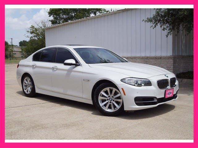 2014 BMW 5 Series 528i 528i 4dr Sedan