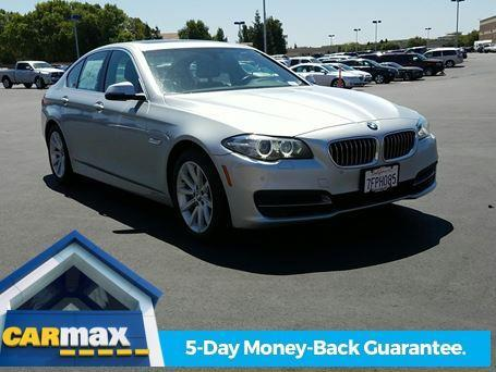 2014 BMW 5 Series 535d 535d 4dr Sedan