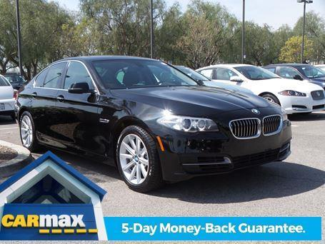 2014 BMW 5 Series 535i 535i 4dr Sedan