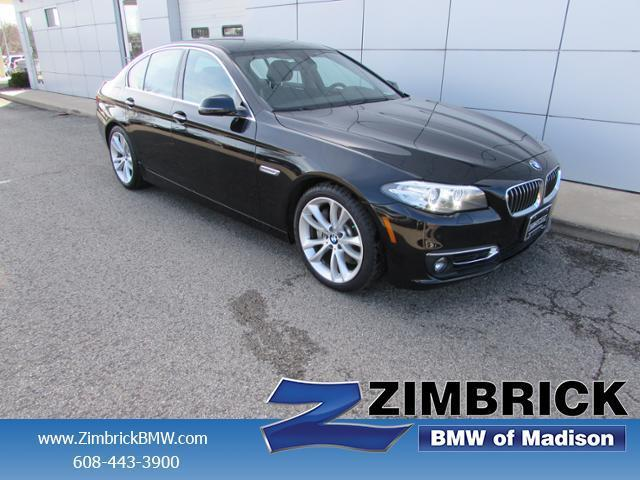 2014 bmw 5 series 535i xdrive awd 535i xdrive 4dr sedan for sale in madison wisconsin. Black Bedroom Furniture Sets. Home Design Ideas