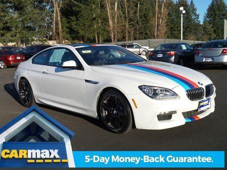2014 BMW 6 Series 640i 640i 2dr Coupe