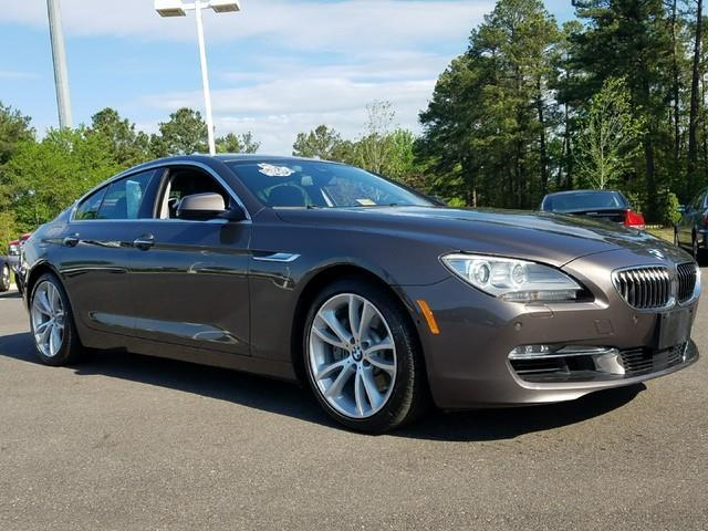 2014 bmw 6 series 640i gran coupe 640i gran coupe 4dr sedan for sale in richmond virginia - 6 series gran coupe for sale ...