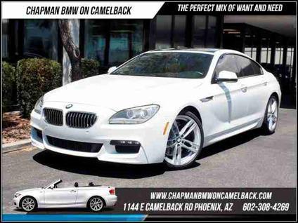 2014 Bmw 6 Series 640i Gran Coupe Nav Mspt Pkg For Sale In Phoenix Arizona Classified