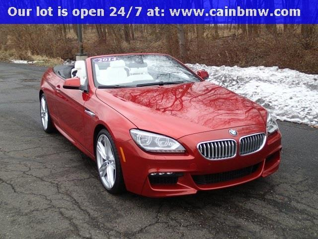 2014 BMW 6 Series 650i 650i 2dr Convertible