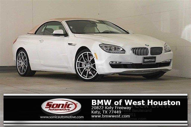 2014 bmw 6 series 650i 650i 2dr convertible for sale in katy texas. Cars Review. Best American Auto & Cars Review