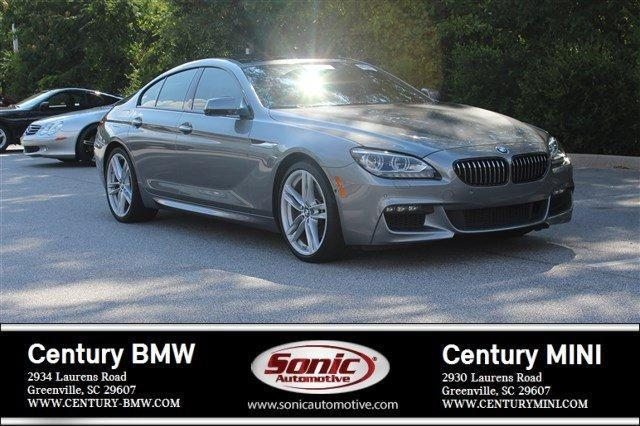 2014 BMW 6 Series 650i Gran Coupe 650i Gran Coupe 4dr