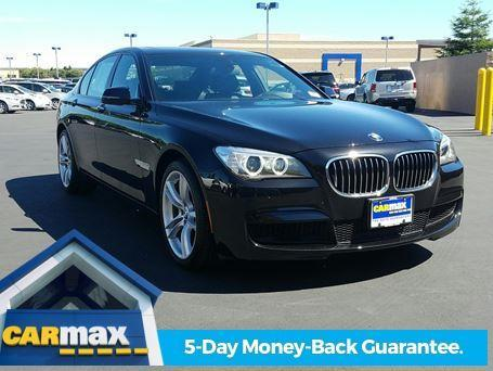 2014 BMW 7 Series 740i 740i 4dr Sedan