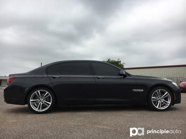 2014 bmw 7 series 740li 740li 4dr sedan for sale in corpus. Black Bedroom Furniture Sets. Home Design Ideas