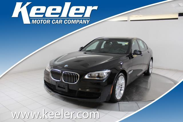 2014 bmw 7 series 750i xdrive awd 750i xdrive 4dr sedan. Black Bedroom Furniture Sets. Home Design Ideas