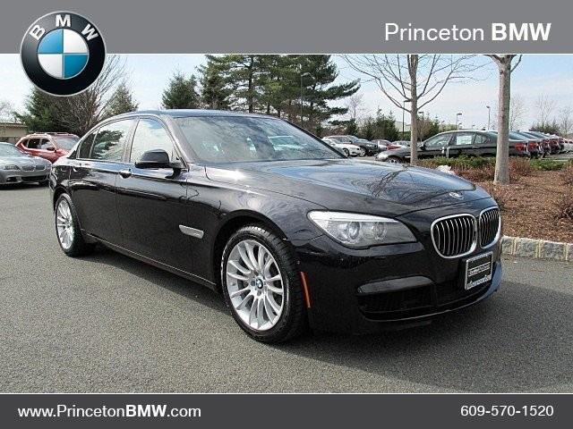 2014 bmw 7 series 750li xdrive awd 750li xdrive 4dr sedan. Black Bedroom Furniture Sets. Home Design Ideas