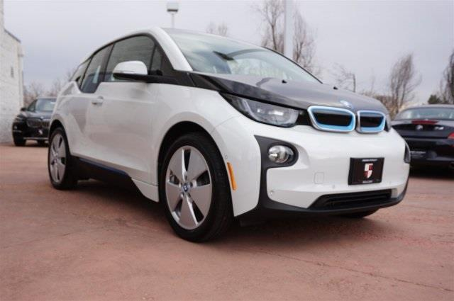 2014 BMW i3 Base 4dr Hatchback