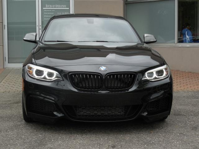 2014 bmw m235i sport coupe black automatic 8k miles for sale in larchmont new york classified. Black Bedroom Furniture Sets. Home Design Ideas