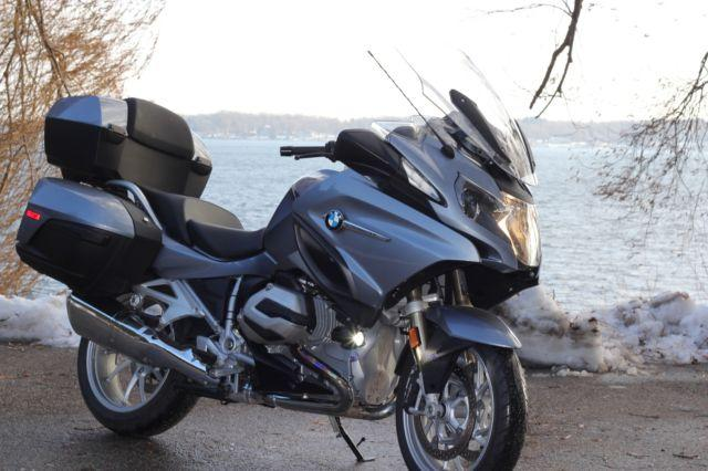 Bmw R1200rt For Sale >> 2014 BMW R 1200 RT MSRP Quartz Blue Like New for Sale in