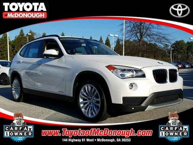 2014 Bmw X1 Sdrive28i Sdrive28i 4dr Suv For Sale In Mcdonough Georgia Classified