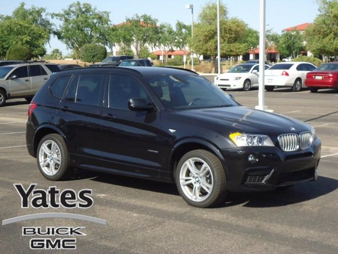 2014 bmw x3 awd 4dr 35i for sale in goodyear arizona classified. Black Bedroom Furniture Sets. Home Design Ideas