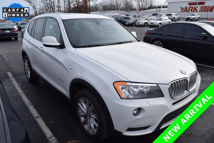 2014 BMW X3 xDrive28i AWD xDrive28i 4dr SUV
