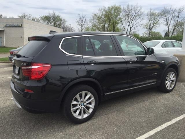 2014 bmw x3 xdrive28i awd xdrive28i 4dr suv for sale in dayton ohio classified. Black Bedroom Furniture Sets. Home Design Ideas