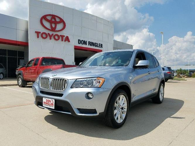2014 bmw x3 xdrive28i awd xdrive28i 4dr suv for sale in temple texas classified. Black Bedroom Furniture Sets. Home Design Ideas