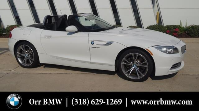 2014 bmw z4 sdrive35i sdrive35i 2dr convertible for sale in shreveport louisiana classified. Black Bedroom Furniture Sets. Home Design Ideas
