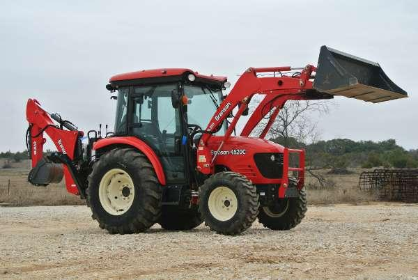 2014 Branson Tractors 4520C for Sale in Granbury, Texas ...