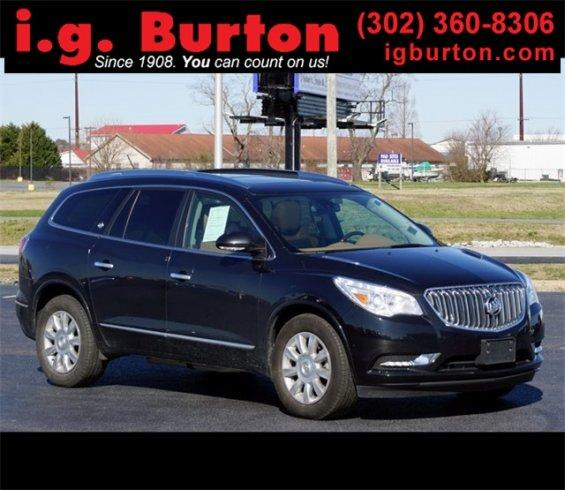 2014 Buick Enclave AWD Premium For Sale In Lewes, Delaware