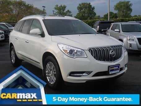used 2014 buick enclave for sale carmax autos post. Black Bedroom Furniture Sets. Home Design Ideas