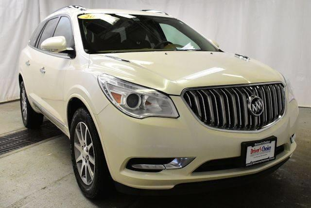 2014 buick enclave leather awd leather 4dr suv for sale in davenport iowa classified. Black Bedroom Furniture Sets. Home Design Ideas