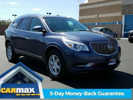 2014 Buick Enclave Leather AWD Leather 4dr SUV