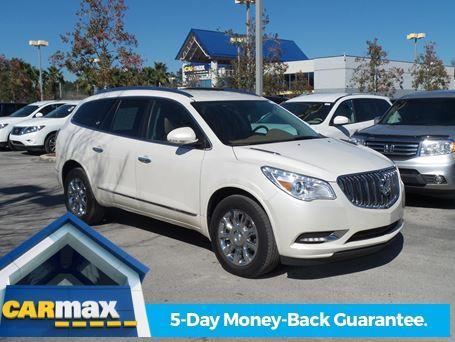 2014 Buick Enclave Leather Leather 4dr SUV