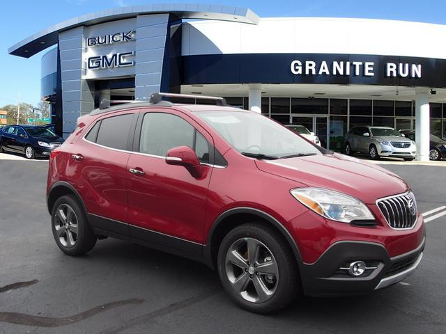 2014 buick encore awd convenience 4dr suv for sale in glen riddle pennsylvania classified. Black Bedroom Furniture Sets. Home Design Ideas