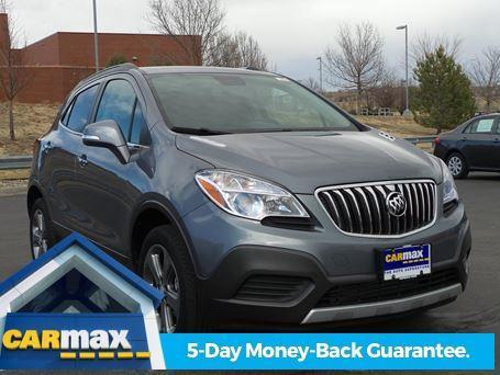 2014 Buick Encore Base AWD Base 4dr Crossover