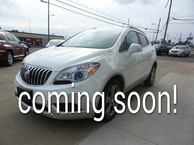 2014 Buick Encore Base Base 4dr Crossover