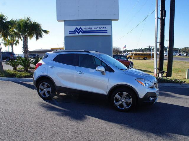 2014 buick encore convenience 4dr suv for sale in lafayette louisiana classified. Black Bedroom Furniture Sets. Home Design Ideas