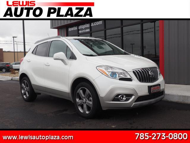 2014 Buick Encore Leather AWD Leather 4dr Crossover