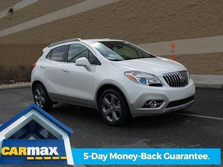 2014 Buick Encore Leather Leather 4dr Crossover
