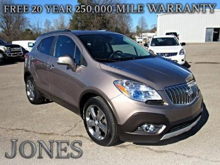 2014 buick encore leather leather 4dr crossover for sale in savannah tennessee classified. Black Bedroom Furniture Sets. Home Design Ideas
