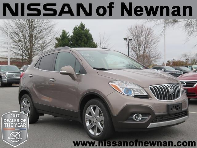 2014 buick encore leather leather 4dr crossover for sale in newnan georgia classified. Black Bedroom Furniture Sets. Home Design Ideas