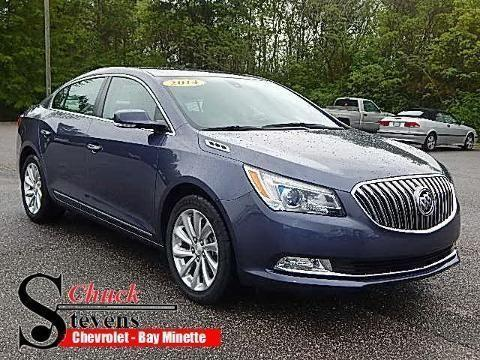 2014 buick lacrosse 4 door sedan for sale in bay minette alabama classified. Black Bedroom Furniture Sets. Home Design Ideas