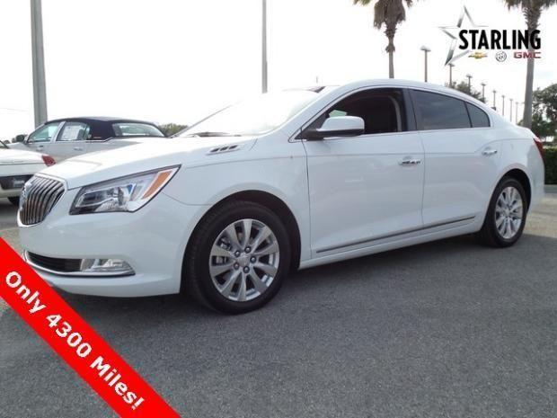 2014 buick lacrosse for sale in saint cloud florida classified. Black Bedroom Furniture Sets. Home Design Ideas