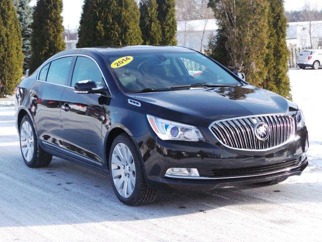 2014 Buick LaCrosse Leather AWD Leather 4dr Sedan