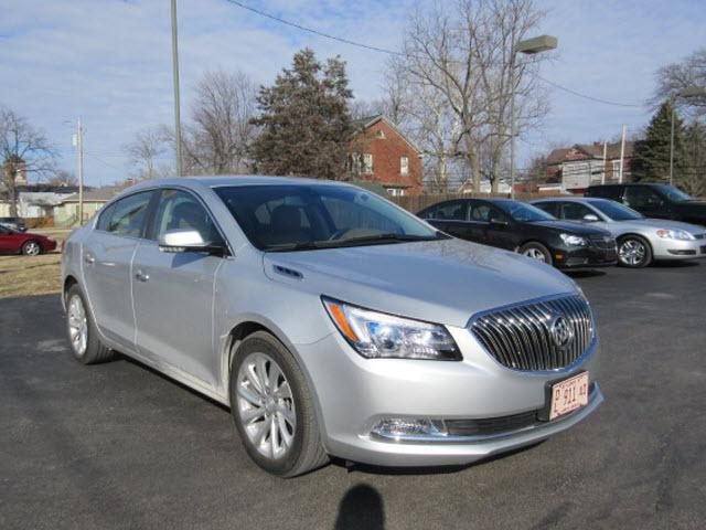 2014 buick lacrosse leather group olney il for sale in olney illinois classified. Black Bedroom Furniture Sets. Home Design Ideas