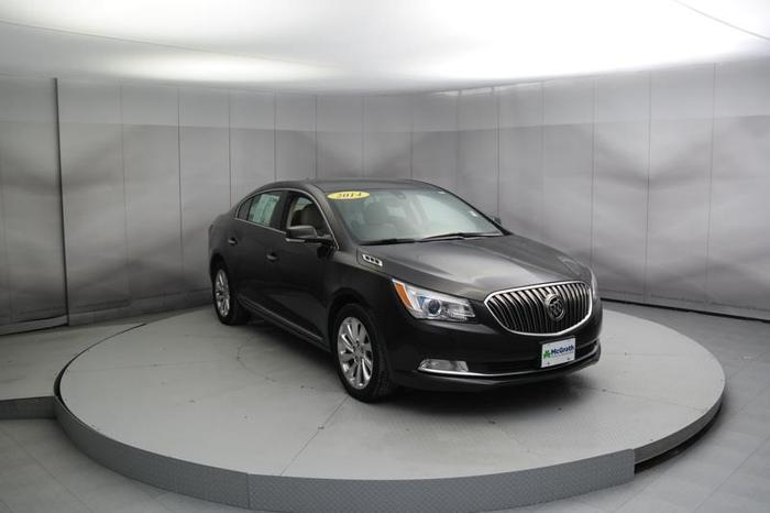 2014 buick lacrosse leather leather 4dr sedan for sale in dubuque iowa classified. Black Bedroom Furniture Sets. Home Design Ideas