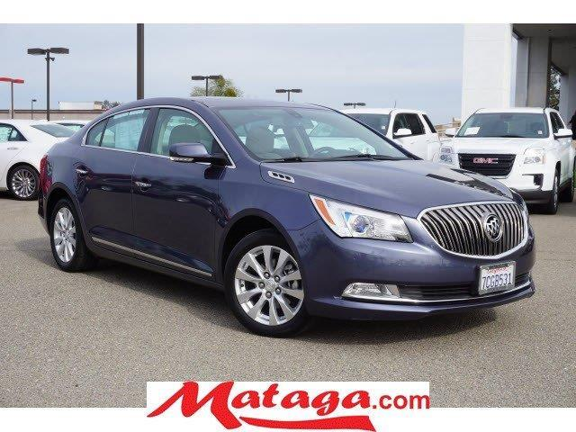 2014 Buick LaCrosse Leather Leather 4dr Sedan