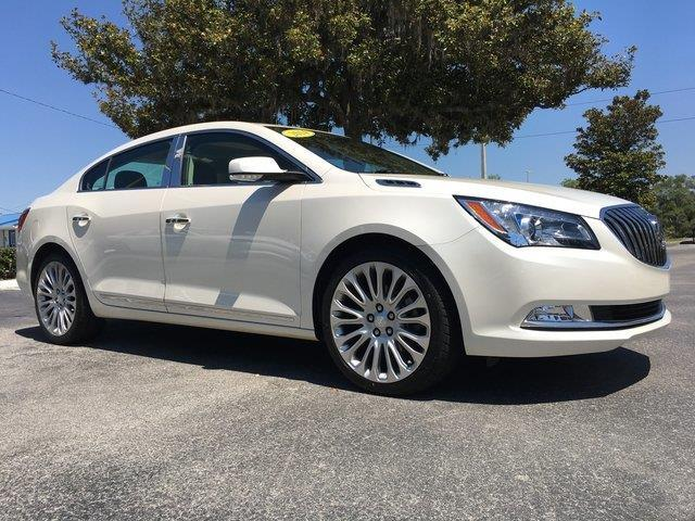 2014 buick lacrosse premium ii premium ii 4dr sedan for sale in ocala florida classified. Black Bedroom Furniture Sets. Home Design Ideas