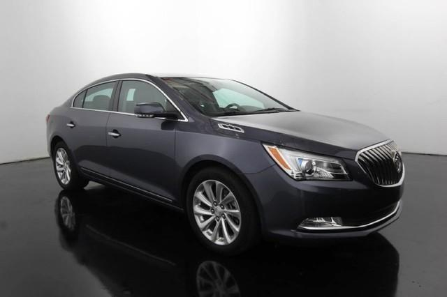 2014 buick lacrosse sedan leather for sale in sparta michigan classified. Black Bedroom Furniture Sets. Home Design Ideas