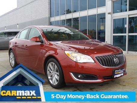 2014 Buick Regal Base Base 4dr Sedan